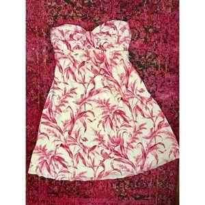 Vtg Anthropologie Tabitha Toile Dress 10